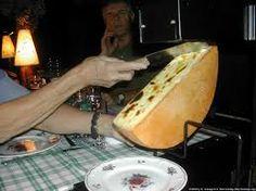 swiss raclette in france