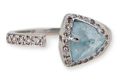50 Engagement Rings To Love Forever  #refinery29  http://www.refinery29.com/best-engagement-rings#slide-33