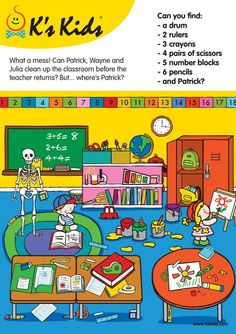 Fun Worksheets For Kids, English Worksheets For Kindergarten, Mazes For Kids, Card Games For Kids, Shapes Worksheets, English Activities, Toddler Learning Activities, Preschool Activities, Teaching Kids