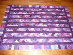 Amanda's Braid Quilt - a Karen DuMont Design 2008 - made by sao.
