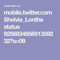 mobile.twitter.com Shelvia_Lonthe status 925683485691359232?s=09