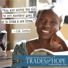 www.tradesofhope.com Beautiful Fair Trade products giving women purpose and hope; while you get stunning jewelry pieces!