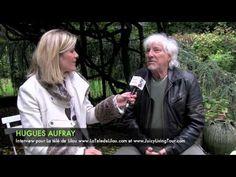 interview de Hugues Aufray chez lui pres de Paris