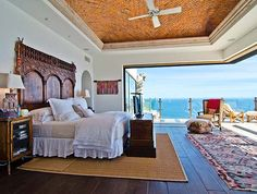 $5000 a night...must be a nice way to live! Beautiful villa. I love Cabo, even if I can't afford to live quite this richly when we go!