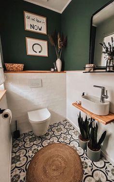 Living Spaces Furniture, Diy Furniture, Bedroom Furniture, Small Toilet Room, Small Toilet Design, Diy Home Decor Bedroom, Beautiful Bathrooms, Bathroom Interior Design, Ikea Interior