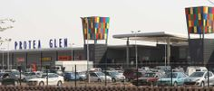 Protea Glen Mall, Soweto South Africa, Mall, Template