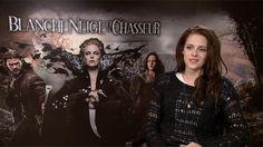 """Kristen Stewart en interview sur PUREchannel pour le film """"Blanche-Neige et le Chasseur"""" !"""