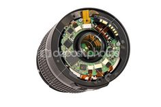 Disassembled lens. — Stock Photo © ekipaj #50807849