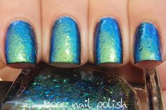 ILNP - Multichrome Flakie - Gaia ~ More Nail Polish