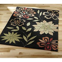 Lancaster Rug | Hand Tufted Using Polyester With A High/low Loop  Construction,