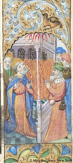 Book of Hours, MS M.131 fol. 70r - Images from Medieval and Renaissance Manuscripts - The Morgan Library & Museum
