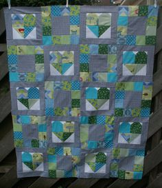 Top I made for Margaret's Hope Chest