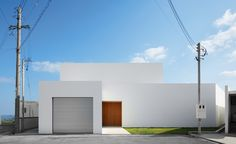 In their search for the ideal year-round holiday retreat from their 'box-shaped house' in Tokyo, a Japanese family enlisted John Pawson Architects to design them a modern and minimalist vacation home on the island of Okinawa, the country's sou...