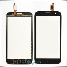 5.0 pouce Mobile Téléphone Écran Tactile Capteur Pour Lenovo A859 Un 859 Tactile Écran Tactile Digitizer Panneau Avant Verre Lens Expédition gratuite