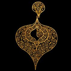 Gold Filigree from Ourivesaria freitas - Viana do Castelo.