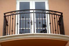 Ferforje Balkon Korkulukları 08