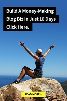Want to build a money making blog biz? Take my free 10 day blogging bootcamp to learn how to build a profitable money making blog business. #sixfigurebloggers #blogging #smallbusiness #business #startabusiness #entrepreneurship #makemoney #sidehustle