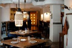 DIY / Vos lampes en bocaux Parfait sur http://www.thetrendygirl.net