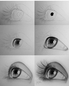 Pencil Drawings Tutorials Drawing-Tutorial-for-Occasional-Artists - While there are tons of things out there to draw, it is not simple always. However, these Drawing Tutorial for Occasional Artists will help you out. Pencil Art Drawings, Easy Drawings, Drawing Sketches, Drawing Art, Food Drawing, Easy Portrait Drawing, Drawing Techniques Pencil, Pencil Drawings For Beginners, Pencil Sketching