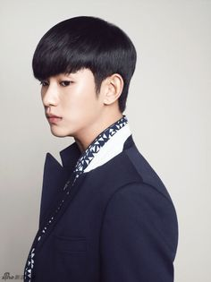 Kim Soo Hyun. I don't understand his jacket though