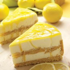 Lemon Cheesecake :)