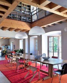 Casa de campo de Alberto Alessi, próximo a Milão, Itália. Projeto de Alberto Alessi . #arquitetura #arte #art #artlover #design #architecturelover #instagood #instacool #instadesign #instadaily #projetocompartilhar #shareproject #davidguerra #arquiteturadavidguerra #arquiteturaedesign #instabestu #decor #architect #criative #cor #harmonia #colours #harmony #milao #italia #albertoalessi