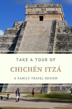 If you are ever visiting Mexico's Yucatán Peninsula visit Chichén Itzá! This complex of Mayan ruins is classified as one of the New Seven Wonders of the World and is a UNESCO World Heritage site. Travel Guides, Travel Tips, Travel Destinations, Fun Travel, Travel Articles, Mexico Vacation, Mexico Travel, Cozumel, Tulum