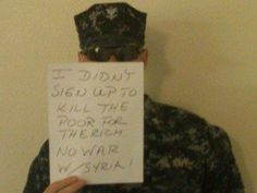 #IDidntJoin el propio ejército estadounidense cuestionando la posible inv... contraataque de defensa a Siria http://www.activistpost.com/2013/09/ididntjoin-stunning-photos-of-us.html