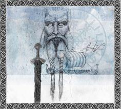 Viking by A-Vasconcellos.deviantart.com on @DeviantArt