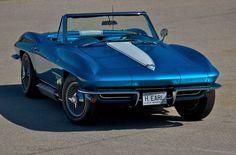 Harley Earl's Corvette 1963 - front