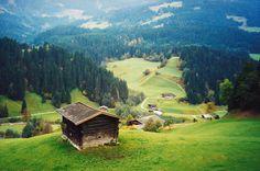 Tyrol Mountains, Austria