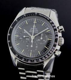 Omega Speedmaster Moon Cal. 861 1970 Mechanical Chronograph Watch 145.022 | eBay