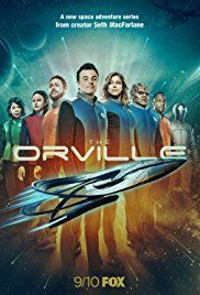 Created by Seth MacFarlane. With Seth MacFarlane, Adrianne Palicki, Penny Johnson Jerald, Scott Grimes. An exploratory ship from Earth faces intergalactic challenges 400 years in the future. Seth Macfarlane, Sci Fi Tv Series, Tv Series 2017, Science Fiction, Sci Fi Movies, Movie Tv, Star Trek, Free Full Episodes, Comedy