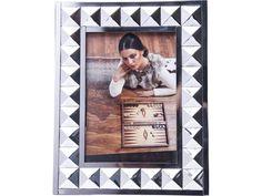 Ramka Rivet Silver 13x18cm — Ramki i albumy na zdjęcia Kare Design — sfmeble.pl