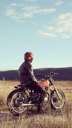 Stories of Bike via Iron & Air