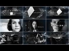 Geometry | After Effects template