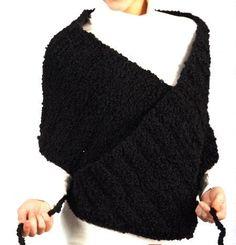 Schemi maglia coprispalle semplice