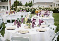 Splendid Garden Party For 25th Wedding Anniversary With Elegant ...