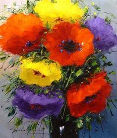 Christian Nesvadba | Полевые цветы от Christian Nesvadba