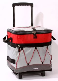 48 can cooler bag trolley Case of 5