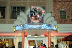 Hollywood & Vine, Hollywood Studios - Photo taken by Michael Bugg