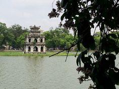 Hồ Hoàn Kiếm (Hoan Kiem Lake) tại Hoàn Kiếm, Thành Phố Hà Nội