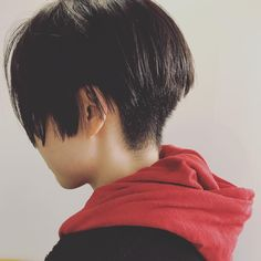 Know hair studioさんはInstagramを利用しています:「ザクザクおかっぱ✂︎ Hair by noku #nokucut#hairsalon#cut#豊崎#ボブ#おかっぱ#bob」