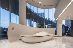 Gallery of Nanchang Sinic Center / Shanghai Tianhua Architecture Planning & Engineering - 4