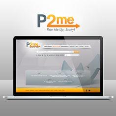 P2me - Website