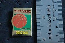 CBS Sports NCAA basketball pin -March Madness
