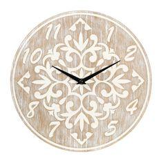 Nástěnné hodiny Kate Natural