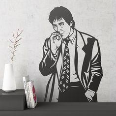 Adesivi Murali: Al Pacino - Seduzione pericolosa #cinema #decorazione #deco #StickersMurali