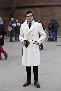 Nice coat dandy