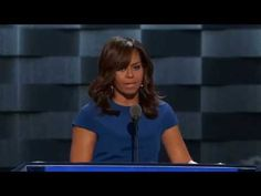 """Transcript & Video: The Michelle Obama Speech That Brought Down The House At The DNC ... ~♥~ ...            (function(d) {         var params =                      id: """"fabdb1bf-43e9-4483-9c87-a873c3fe2d70"""",             d:  """"cG91dGVkLmNvbQ=="""",             wid: """"196681"""",             cb: (new Date()).getTime()         ;          var qs=[];        ... ..  - #USATrendingStories ... ~♥~ SEE More :└▶ └▶ http://www.pouted.com"""